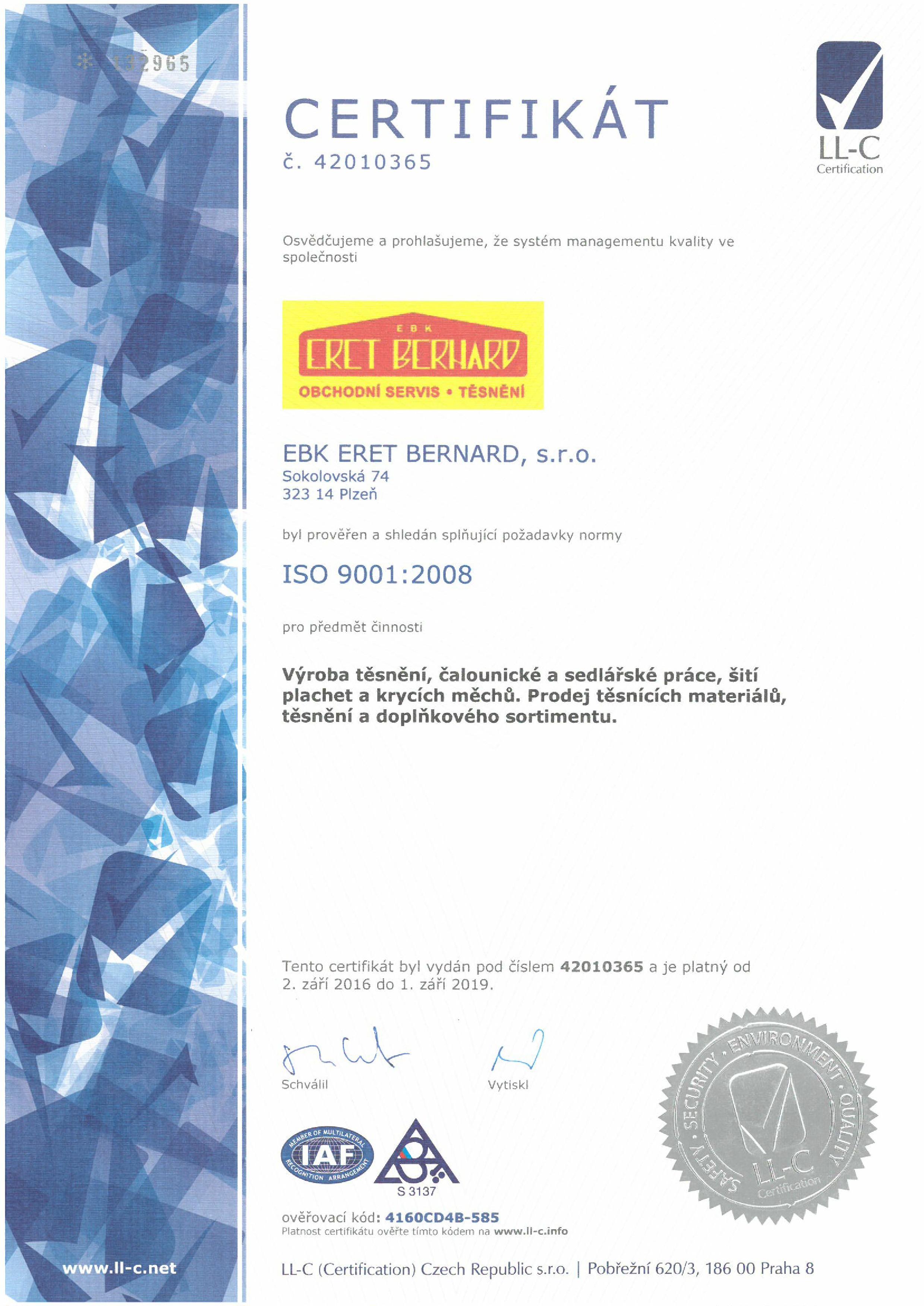 Iso 9001 pdf cz